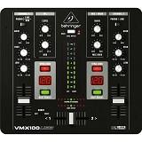 BEHRINGER Pro Mixer [VMX100USB] - Dj Mixer